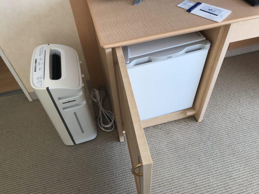 冷蔵庫・空気清浄機