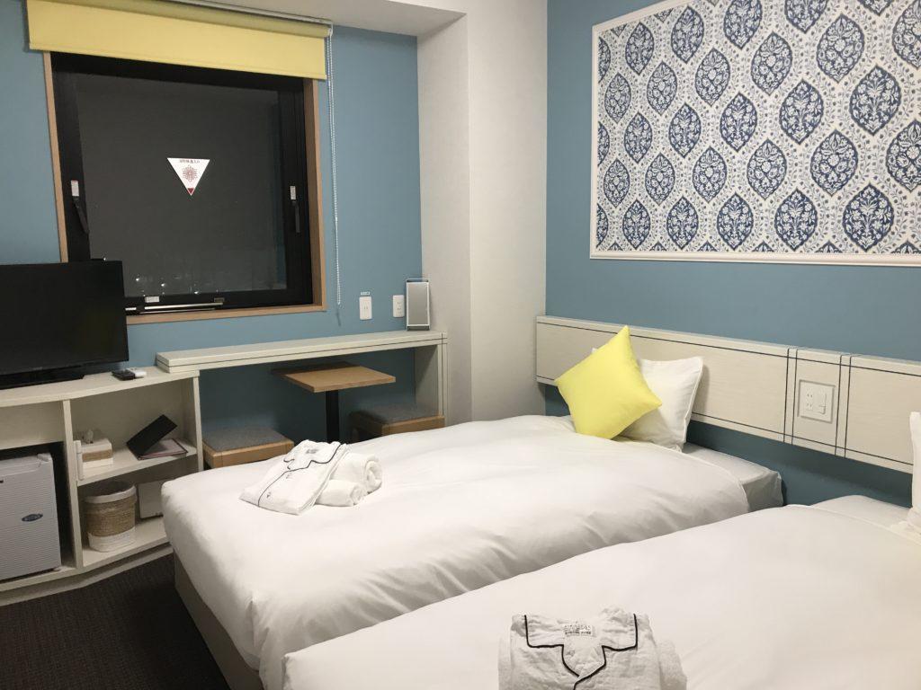 ホテルユーラシア舞浜アネックス ベッド