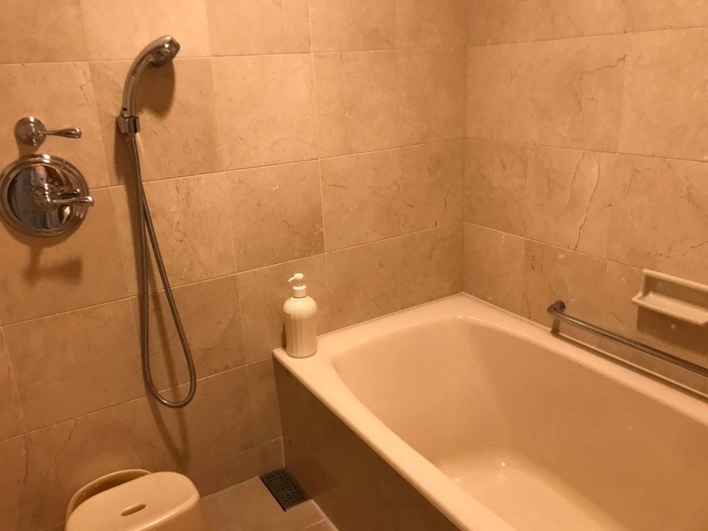 ミラコスタ お風呂